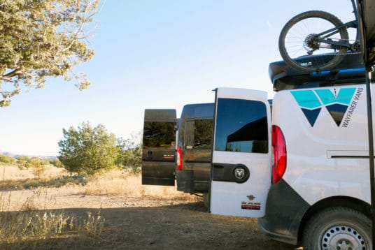 Big vs. Small – What's the best sized camper van for you?