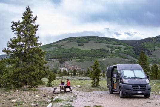 Finding Great Van-Worthy Campsites Just Got Easier: