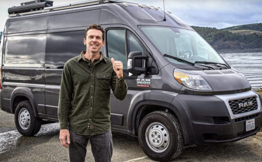 The Van is Road Trip Ready | 2019 Promaster Camper