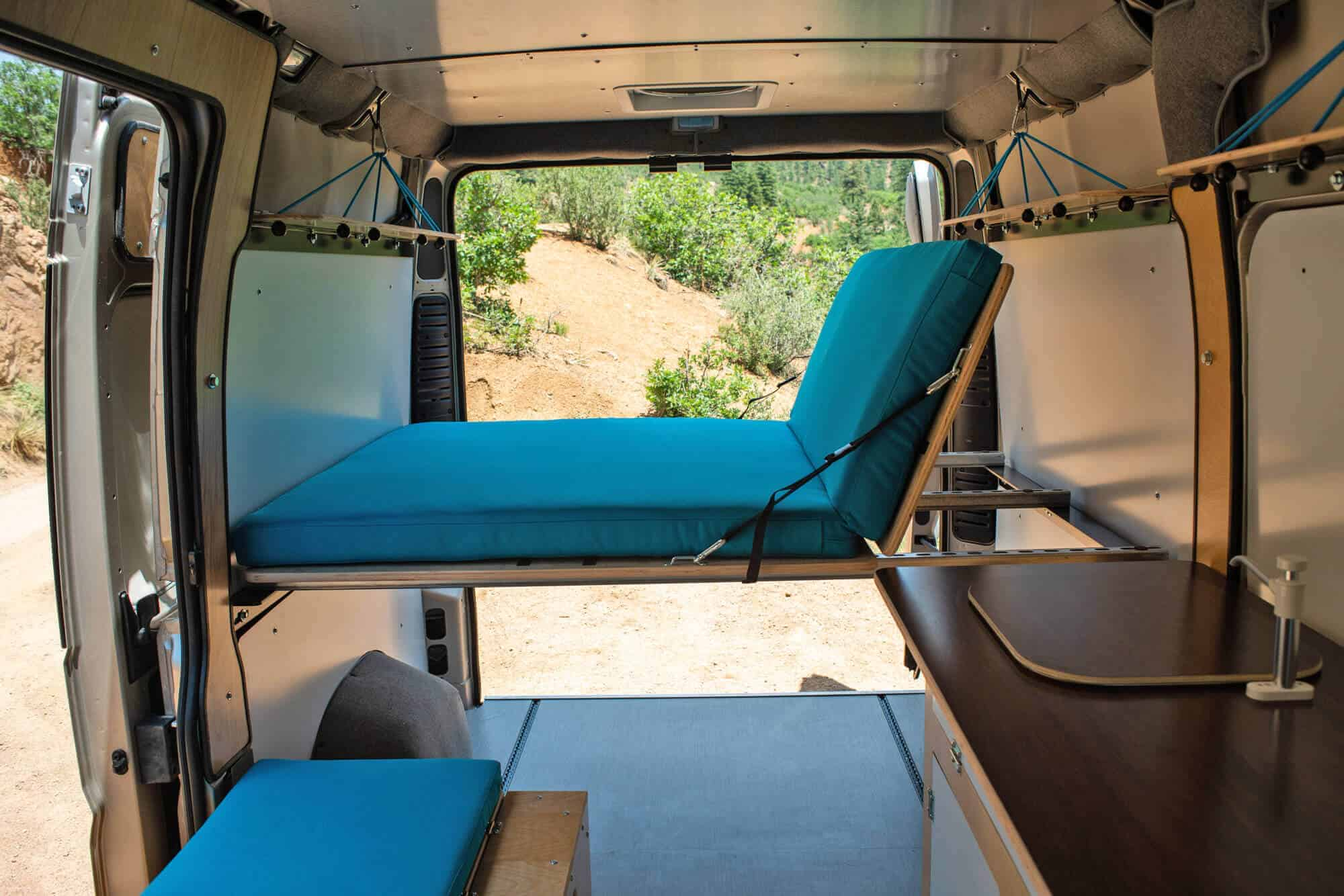 Walter Camper Van Conversion For Ram Promaster 1500 Or 2500 136